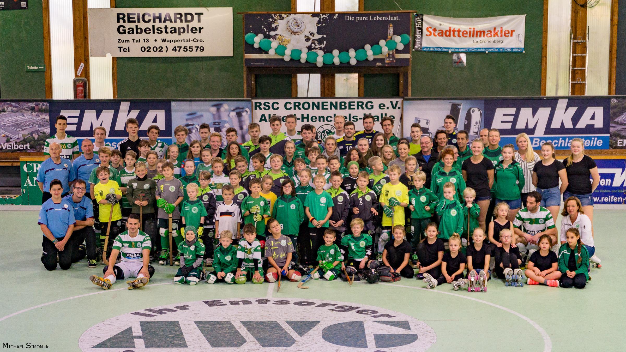 RSC Cronenberg Saisoneröffnung 2017