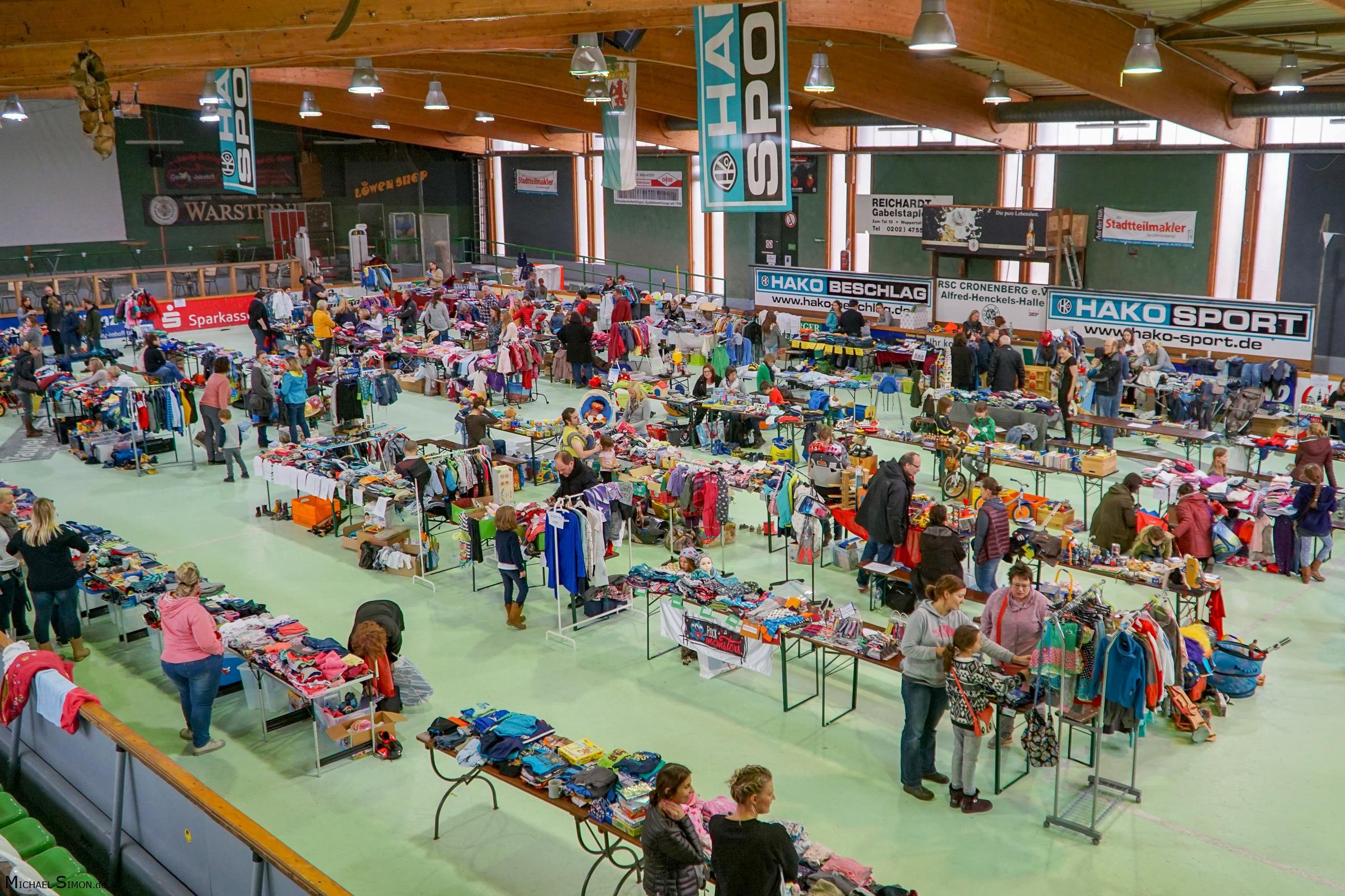 RSC Cronenberg Flohmarkt 04.03.2017