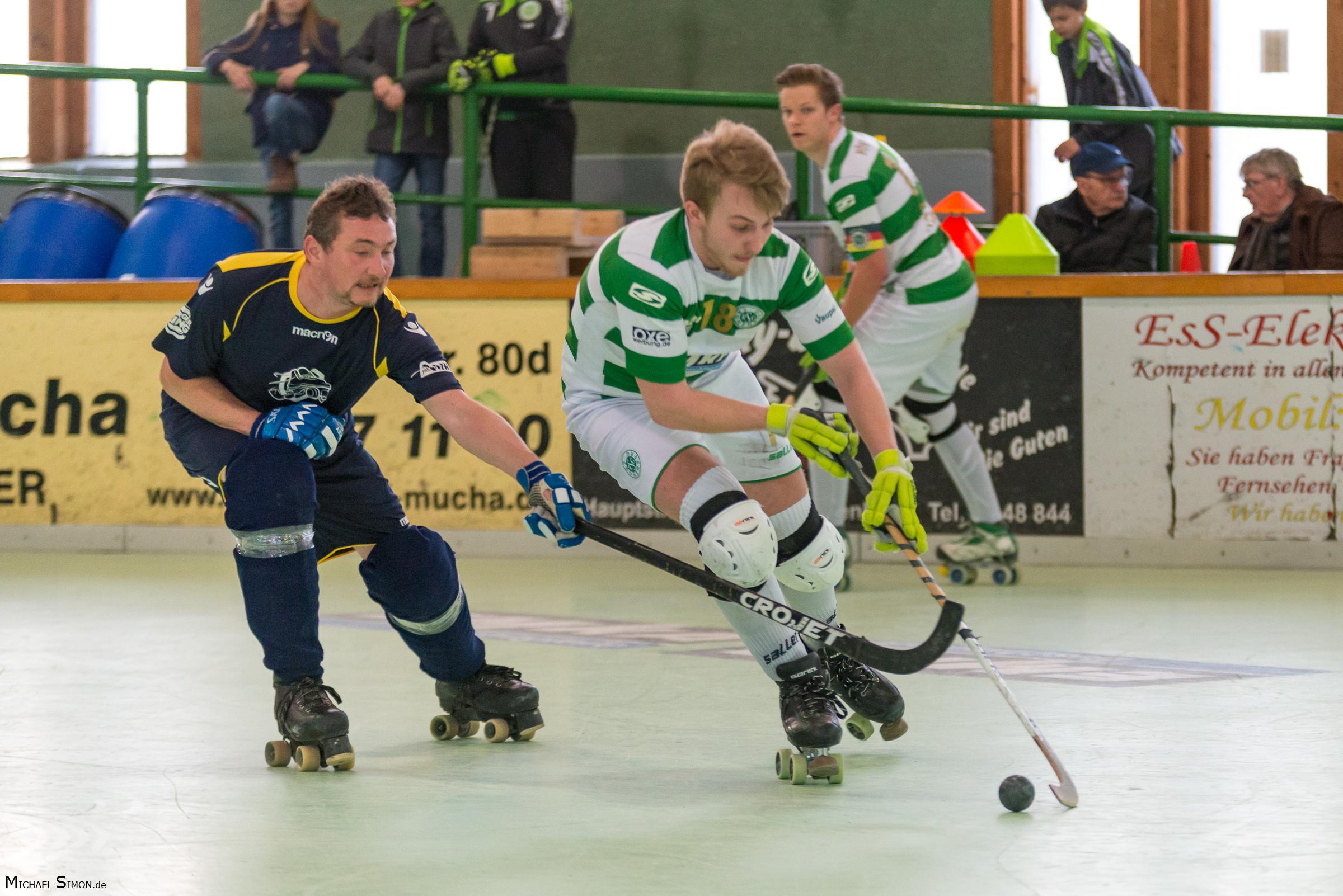 RSC Cronenberg DRIV-Pokal-Achtelfinale 24.02.2018