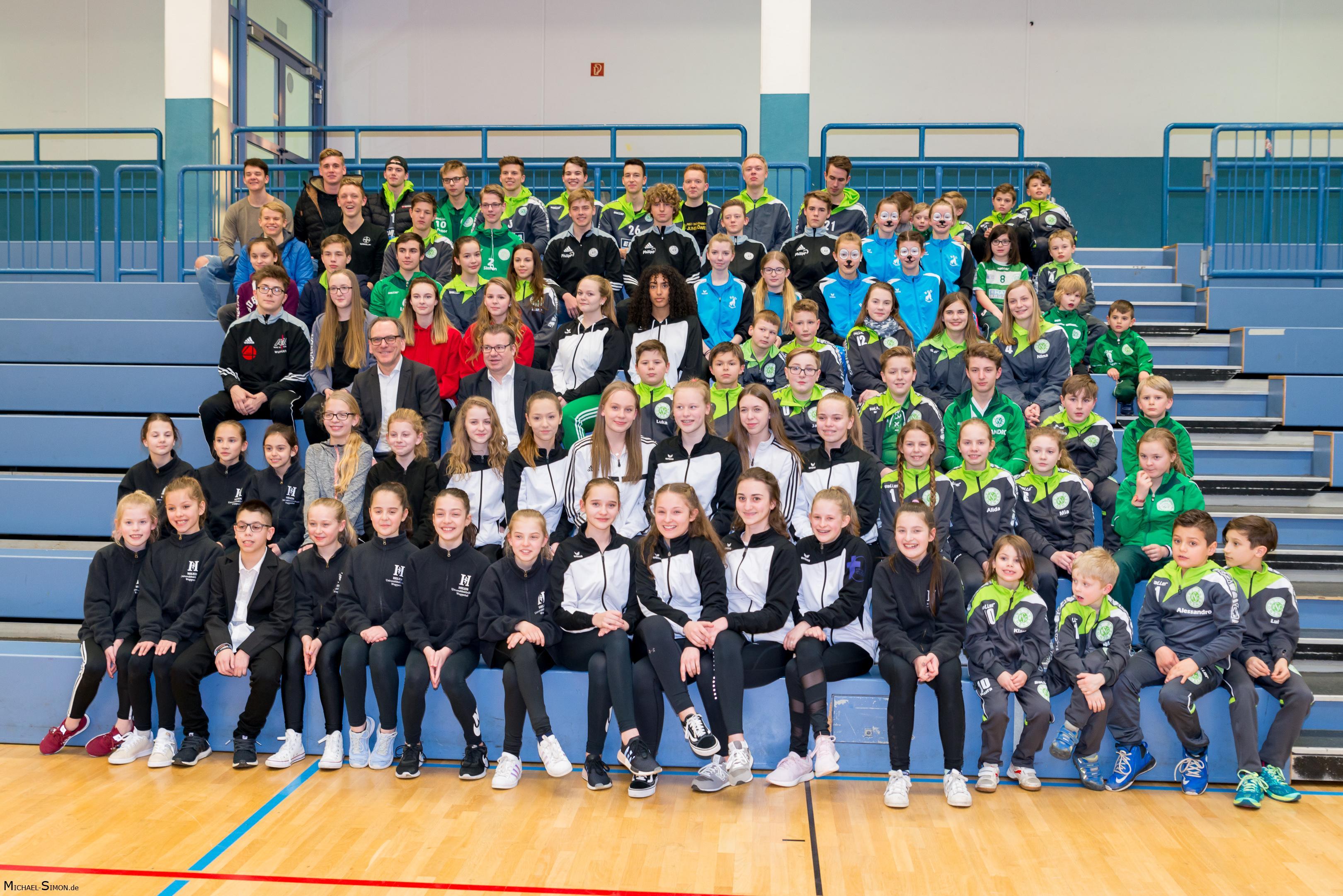 RSC Cronenberg Sportjugend-Meisterehrung 2017