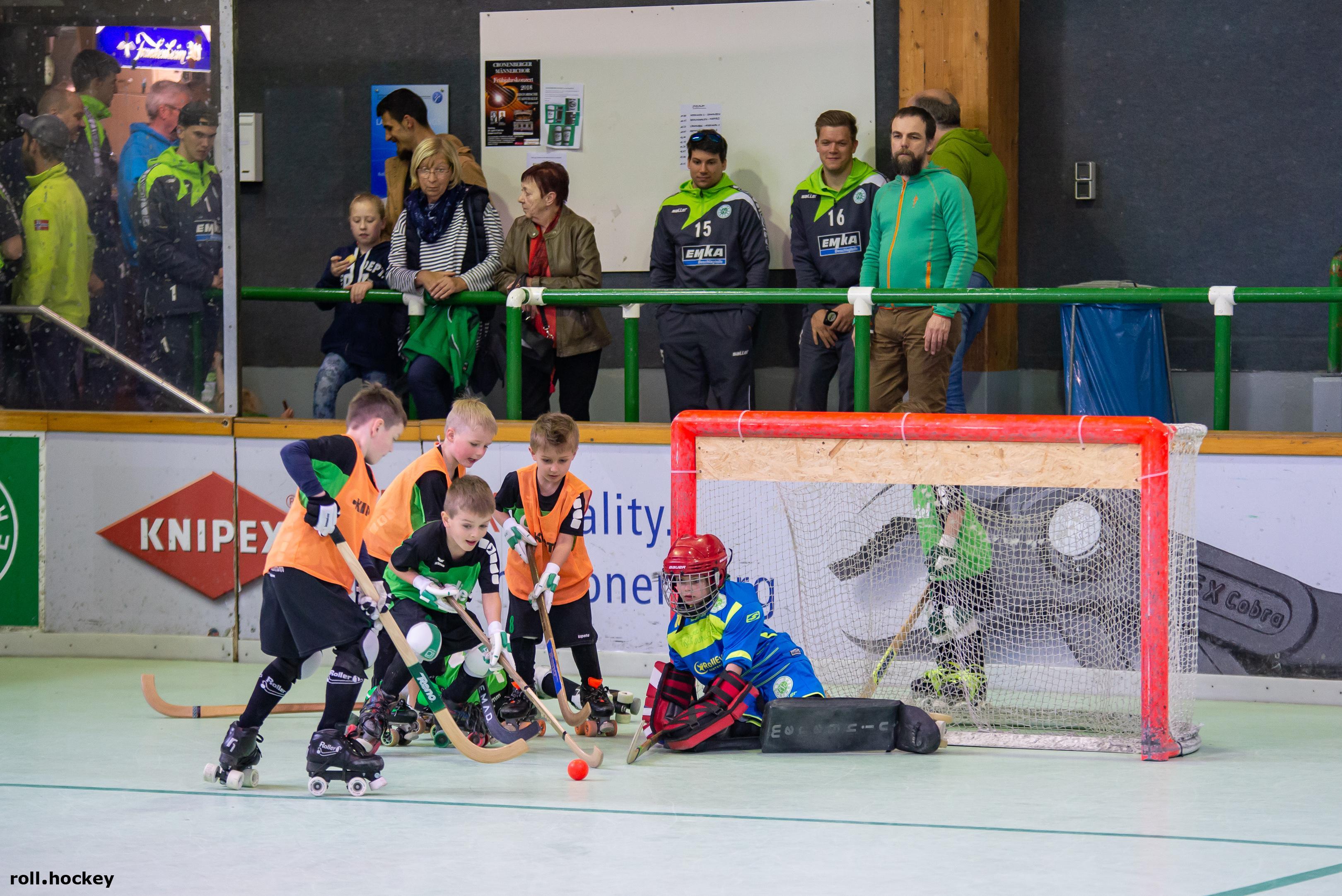 RSC Cronenberg Minihockey 29.04.2018