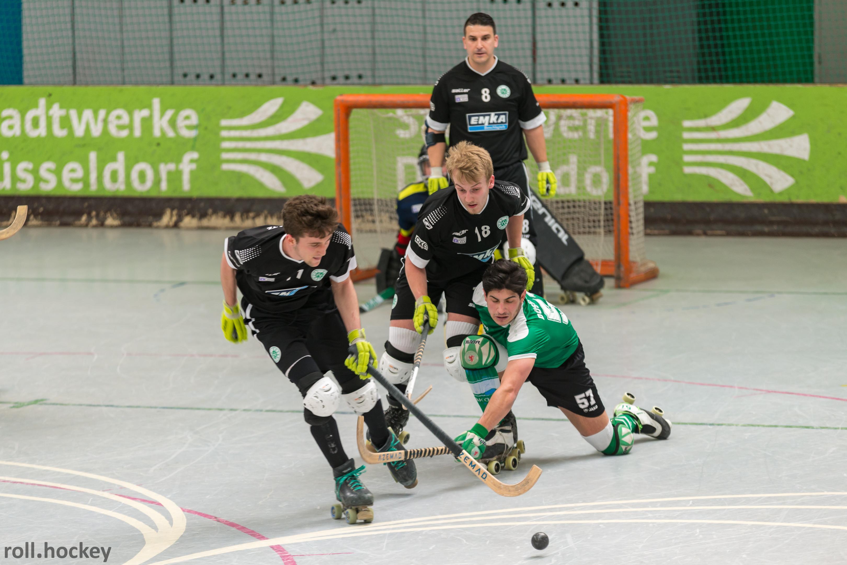 RSC Cronenberg Rollhockey Bundesliga Herren Spieltag 29.04.2018