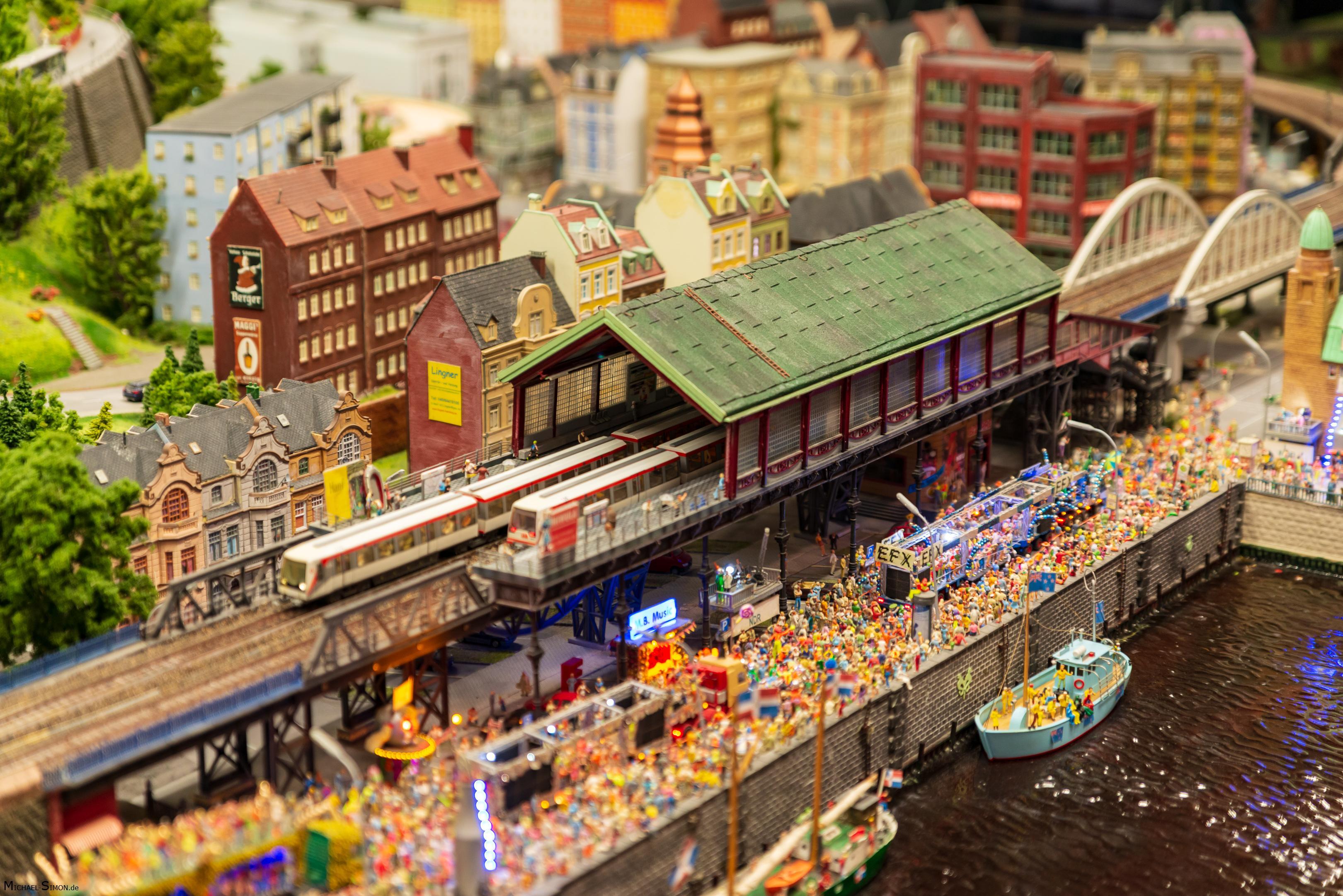 Impressionen Miniatur Wunderland Hamburg