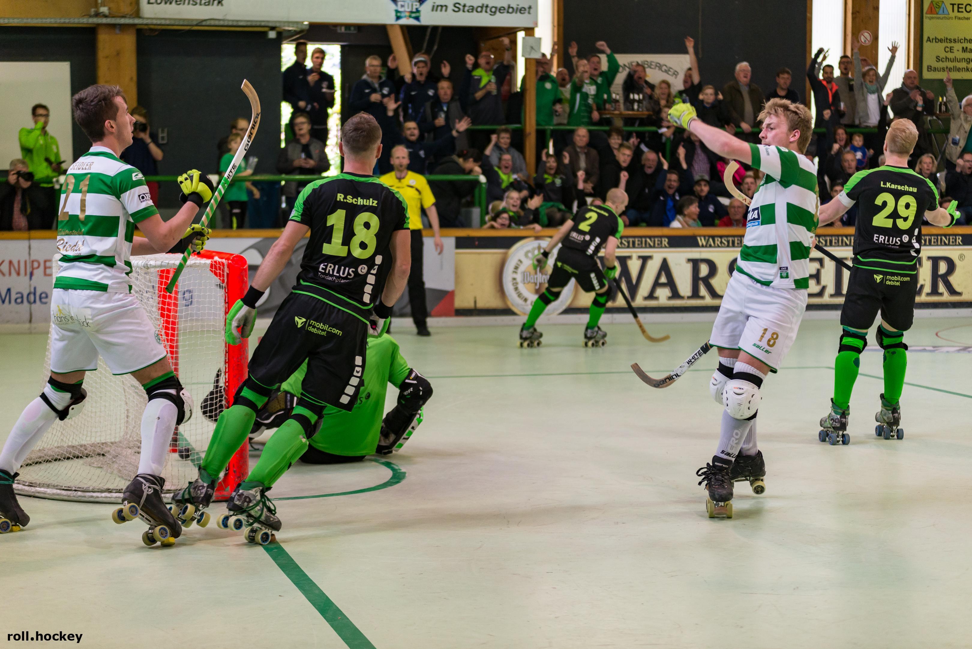 RSC Cronenberg DRIV-Pokal-Halbfinale 01.05.2018
