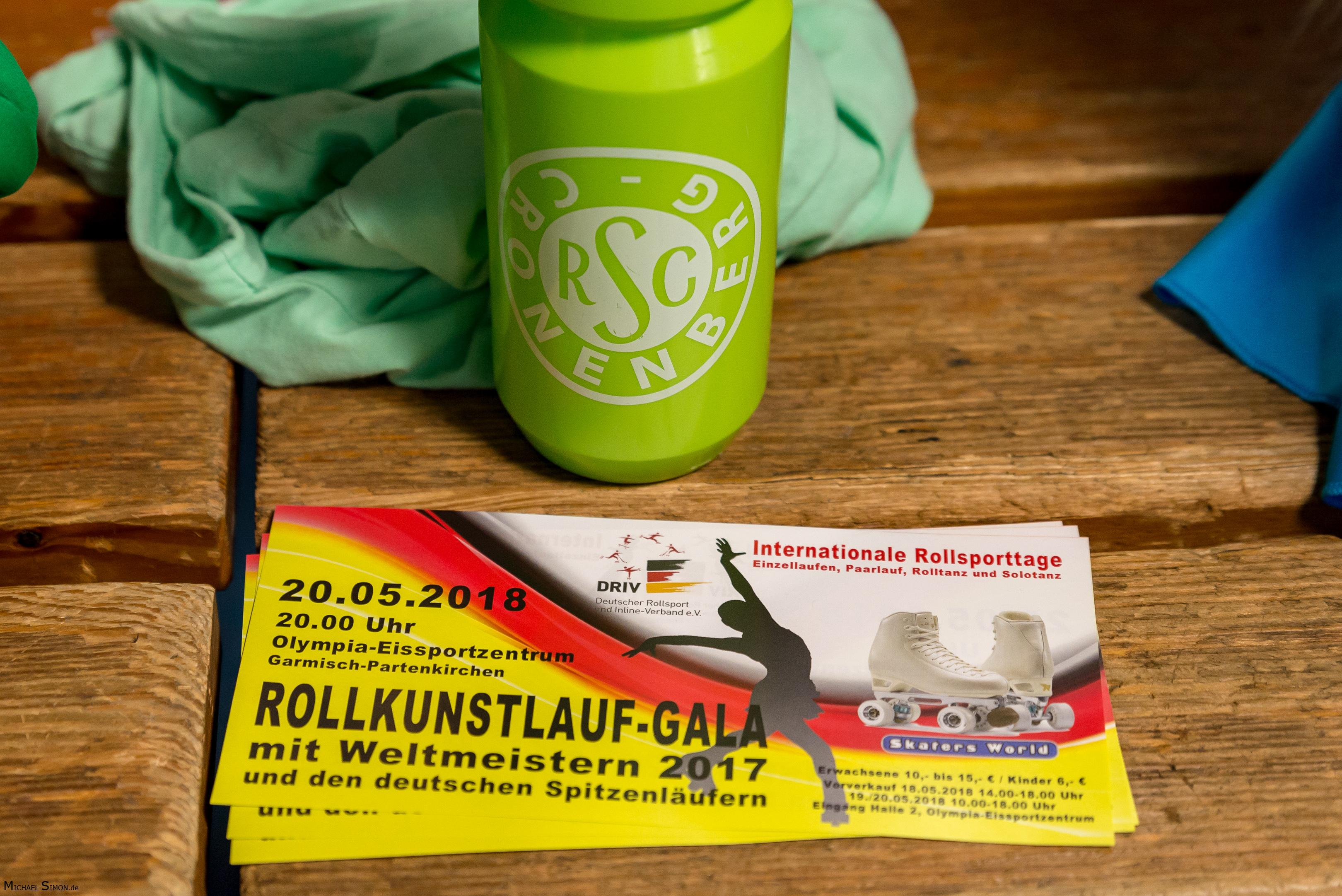 Internationale Rollsporttage 2018 Garmisch-Partenkirchen