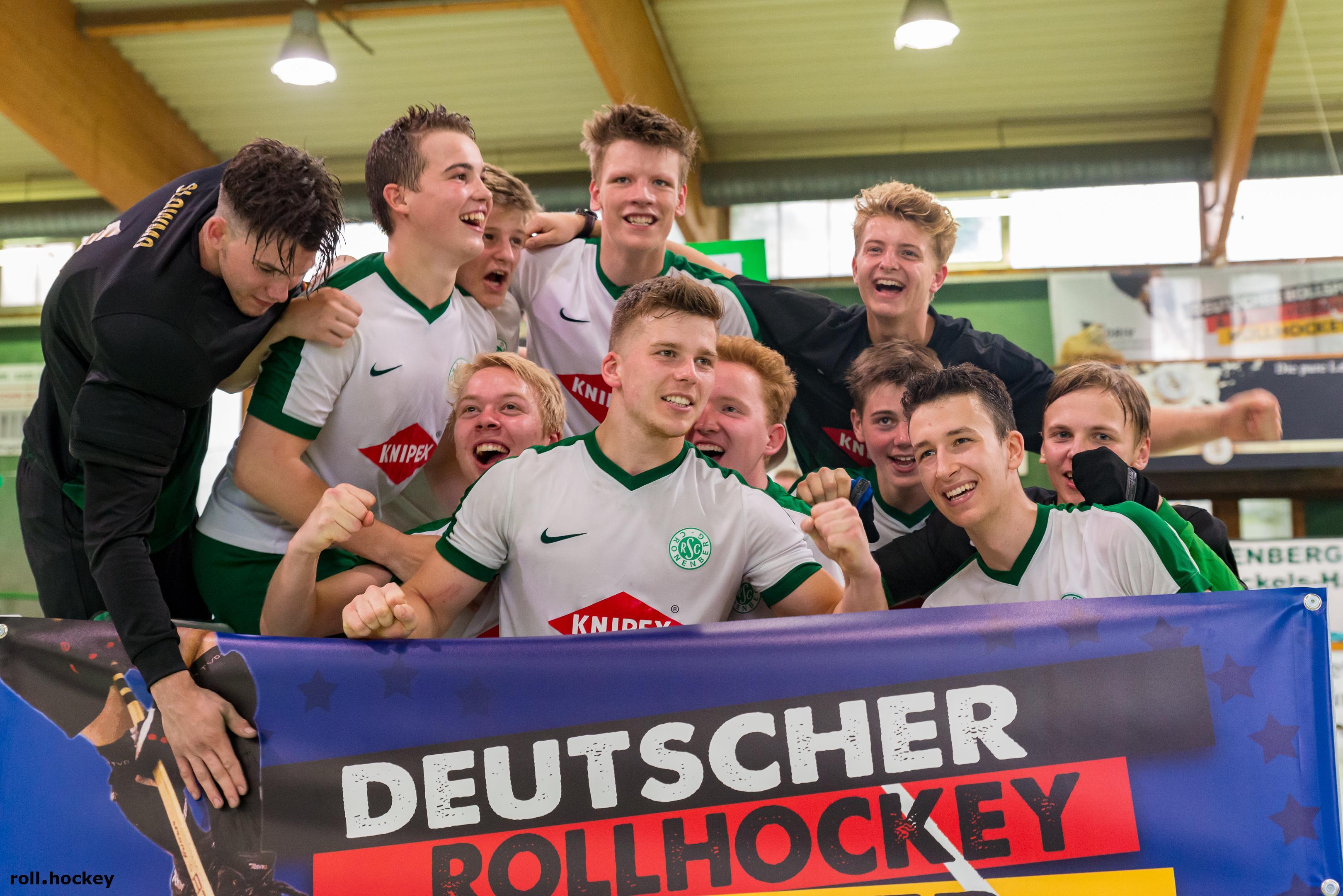RSC Cronenberg Deutsche U20 Meisterschaft 2018