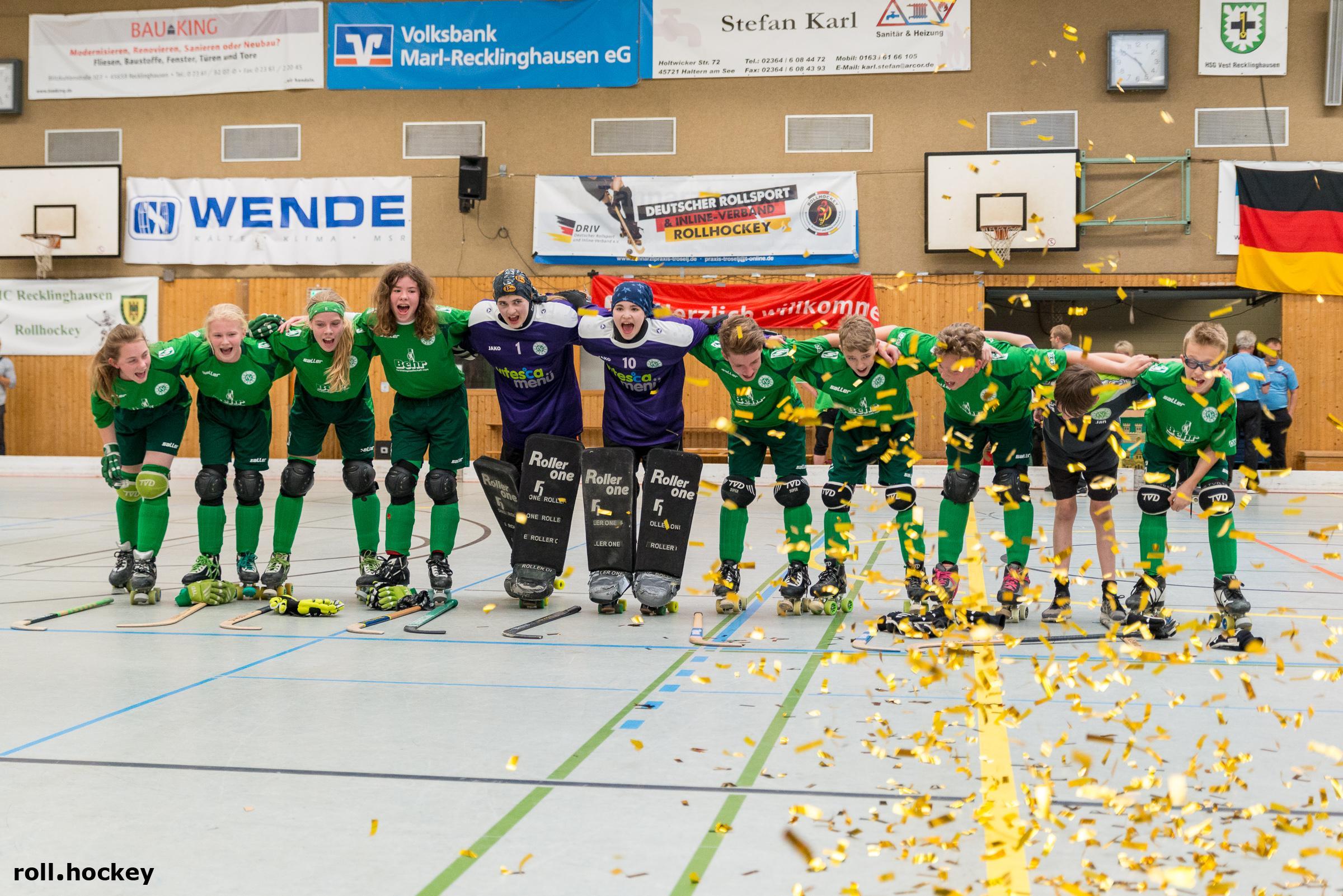 RSC Cronenberg Deutsche U15 Meisterschaft 2018