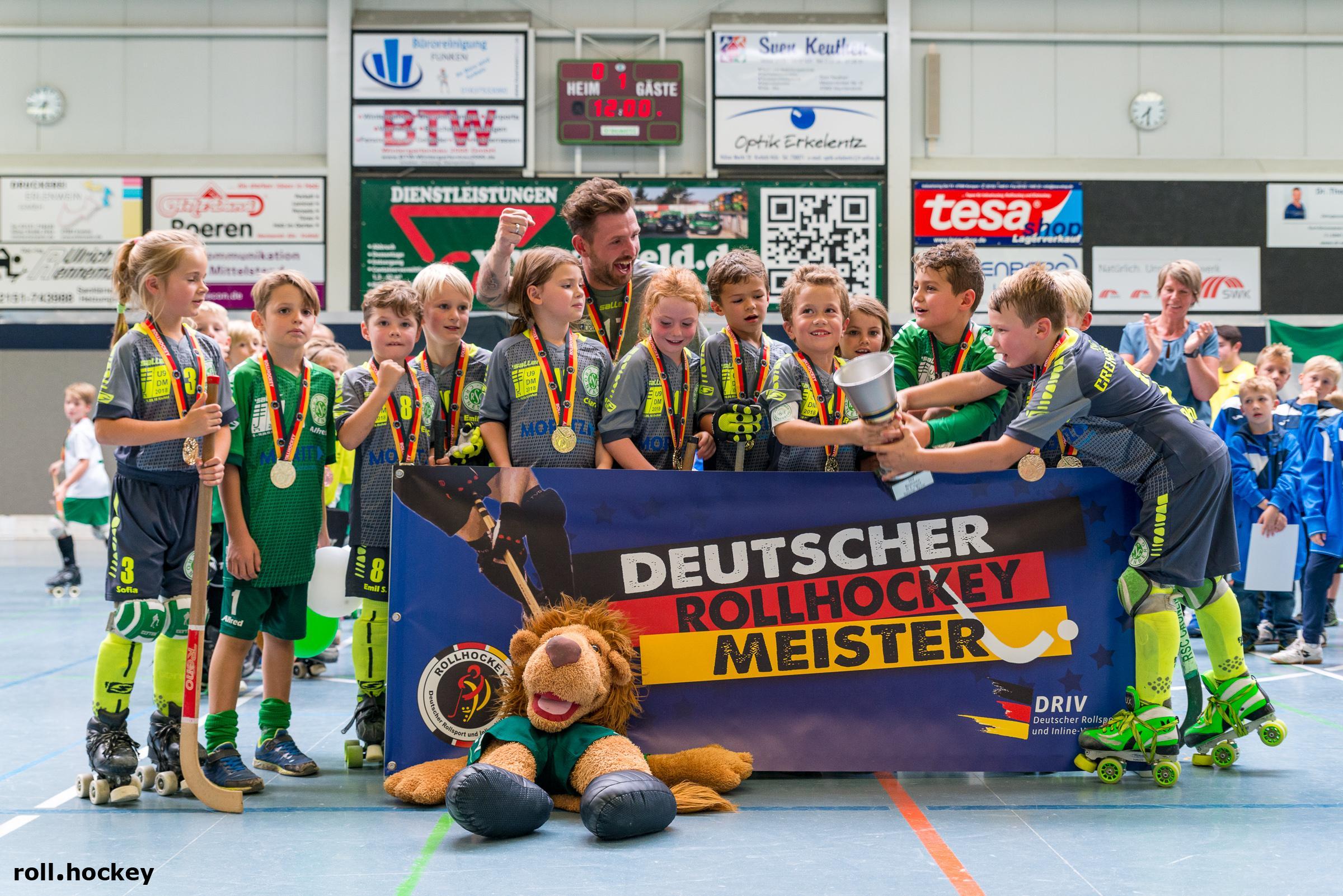 RSC Cronenberg Deutsche U9 Meisterschaft 2018