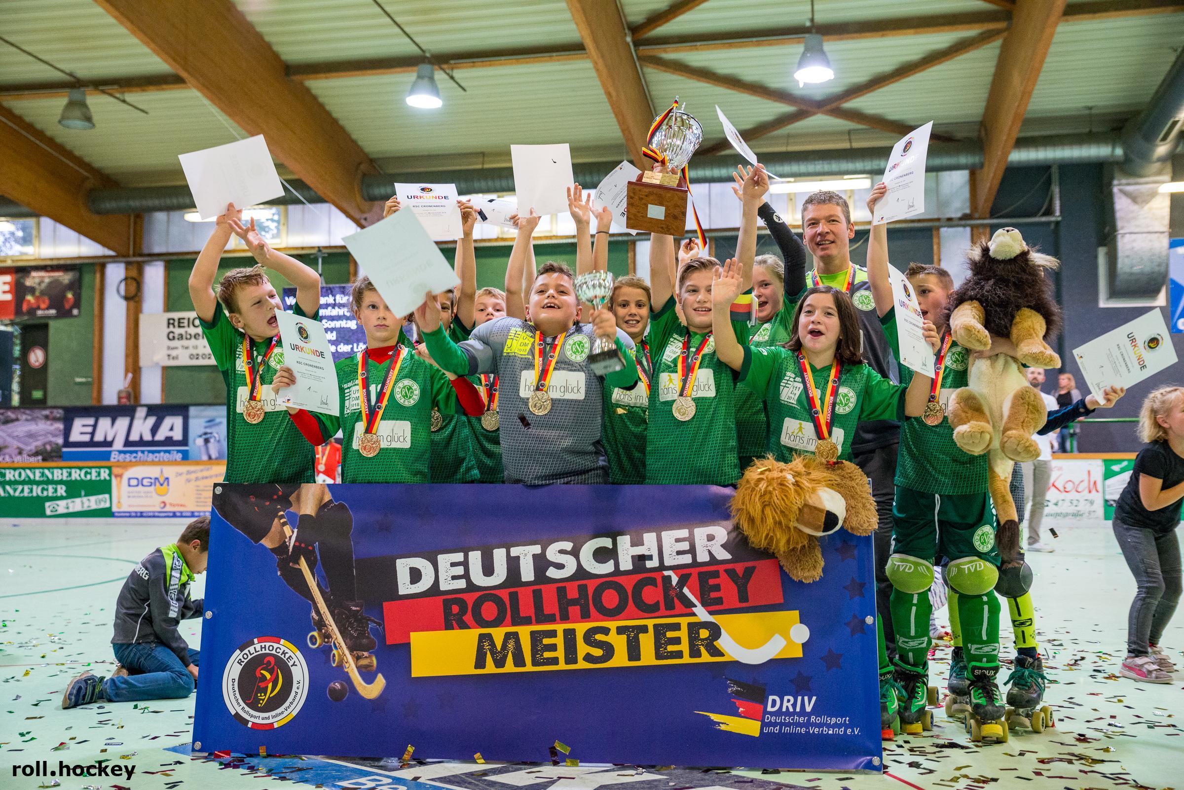 RSC Cronenberg Deutsche U11 Meisterschaft 2018