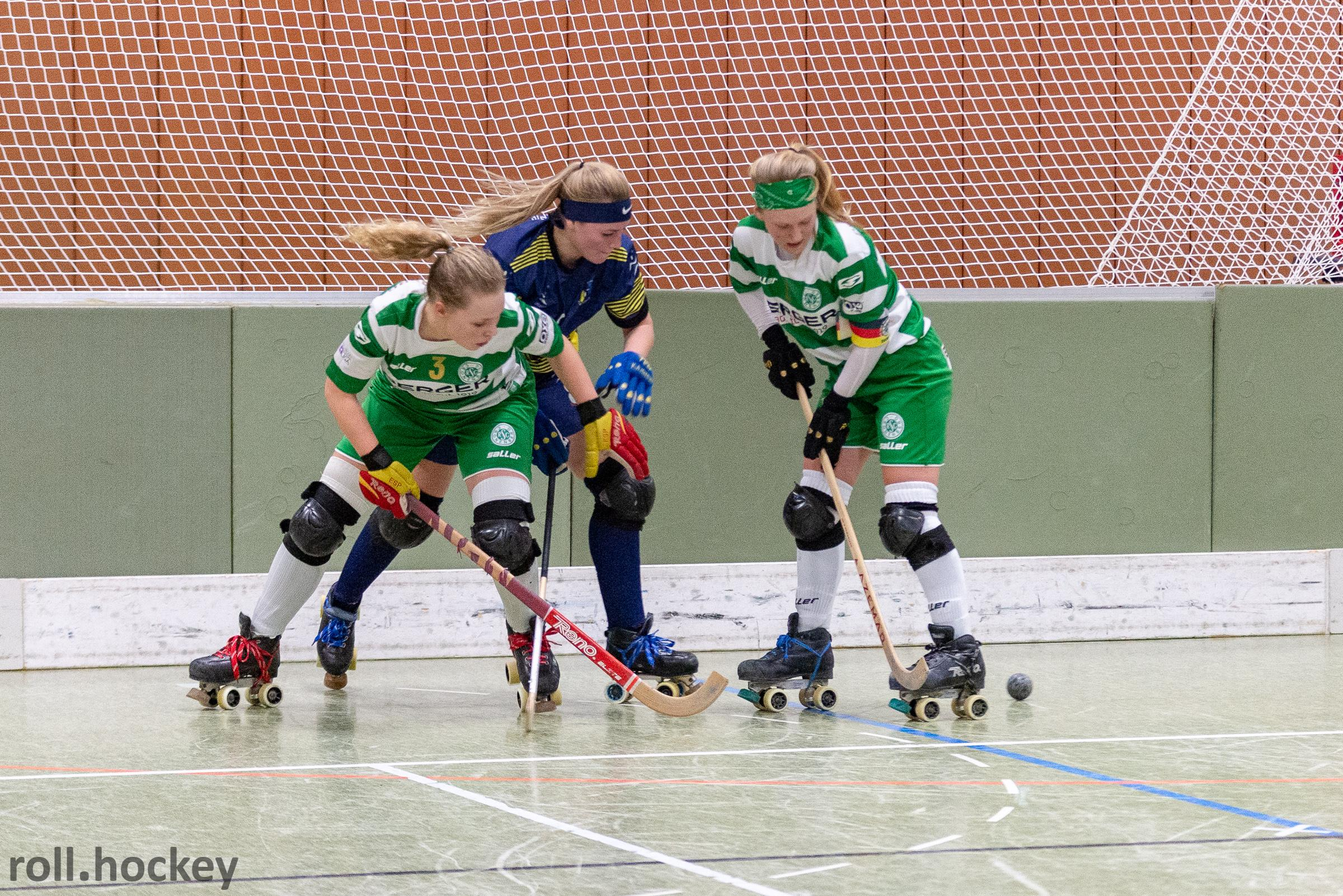 RSC Cronenberg Rollhockey Bundesliga Damen Spieltag 05.01.2019