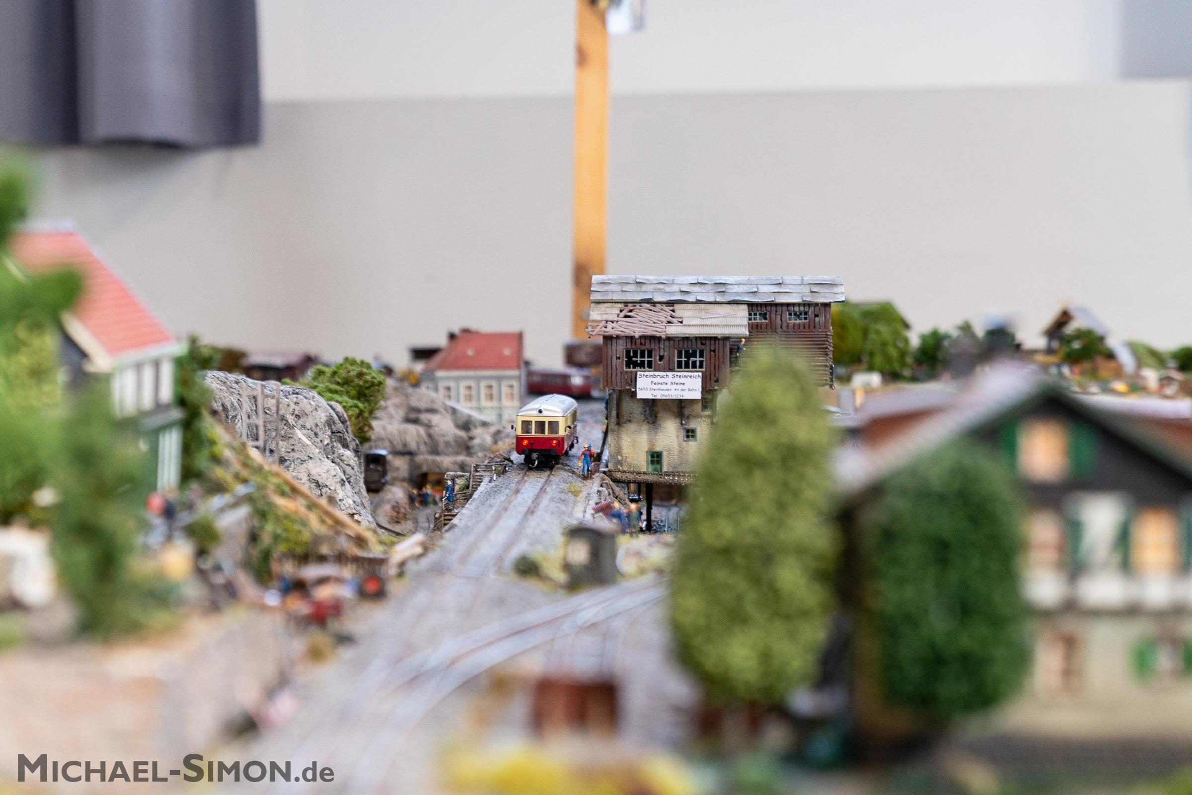 Cronenberger Modelleisenbahntage 2019