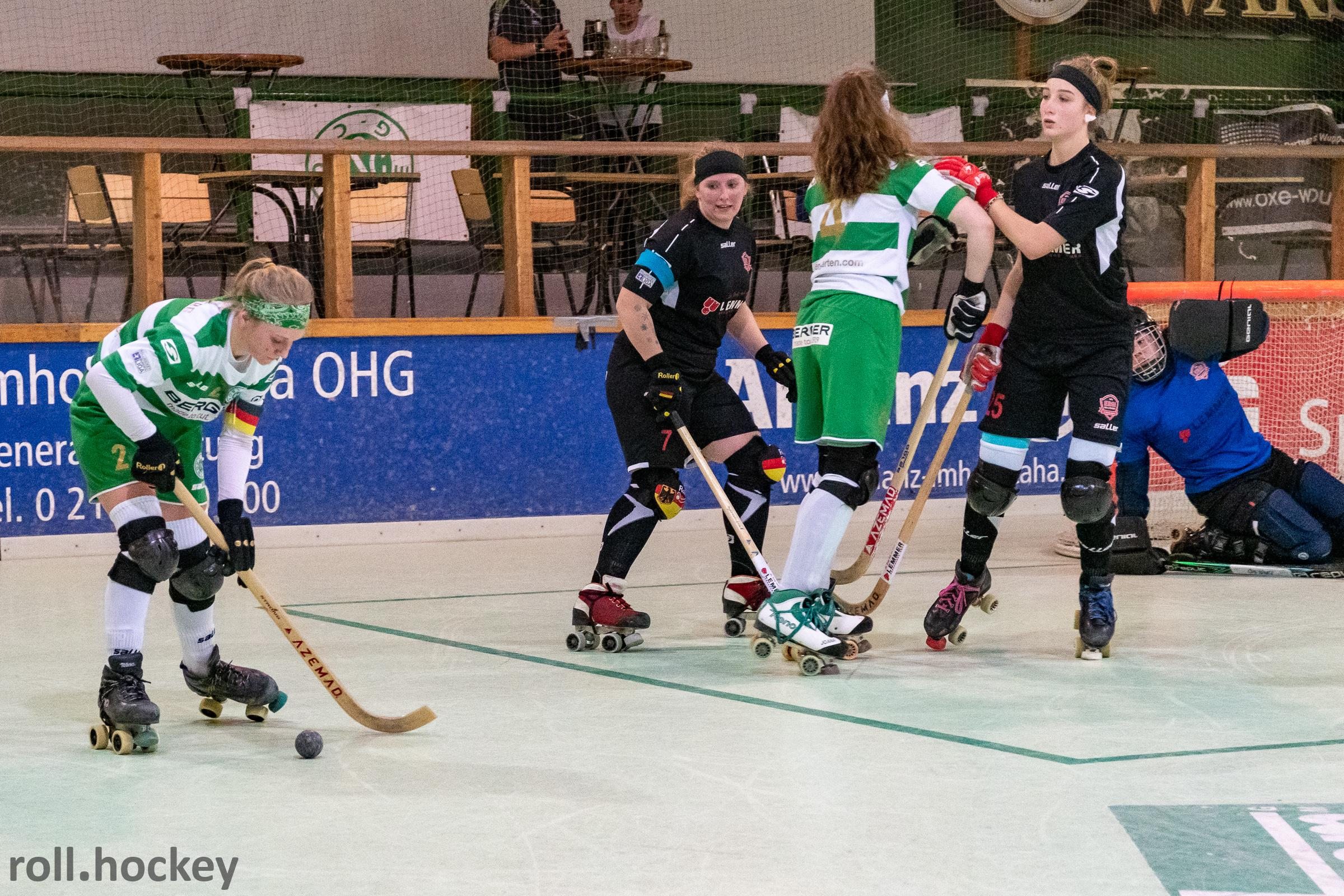RSC Cronenberg Rollhockey Bundesliga Damen Spieltag 23.02.2019