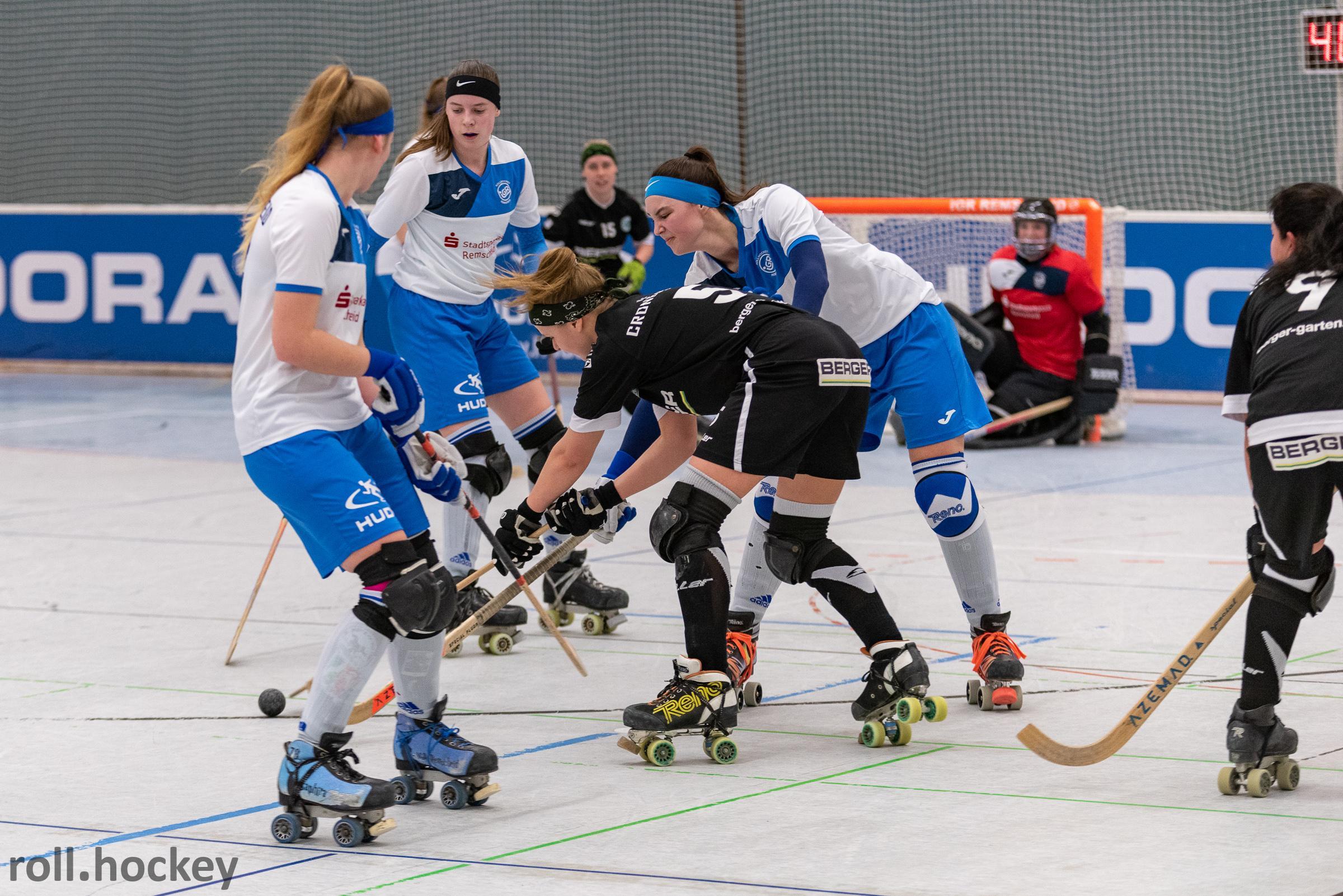 RSC Cronenberg DRIV-Pokal-Viertelfinale Damen 16.02.2019
