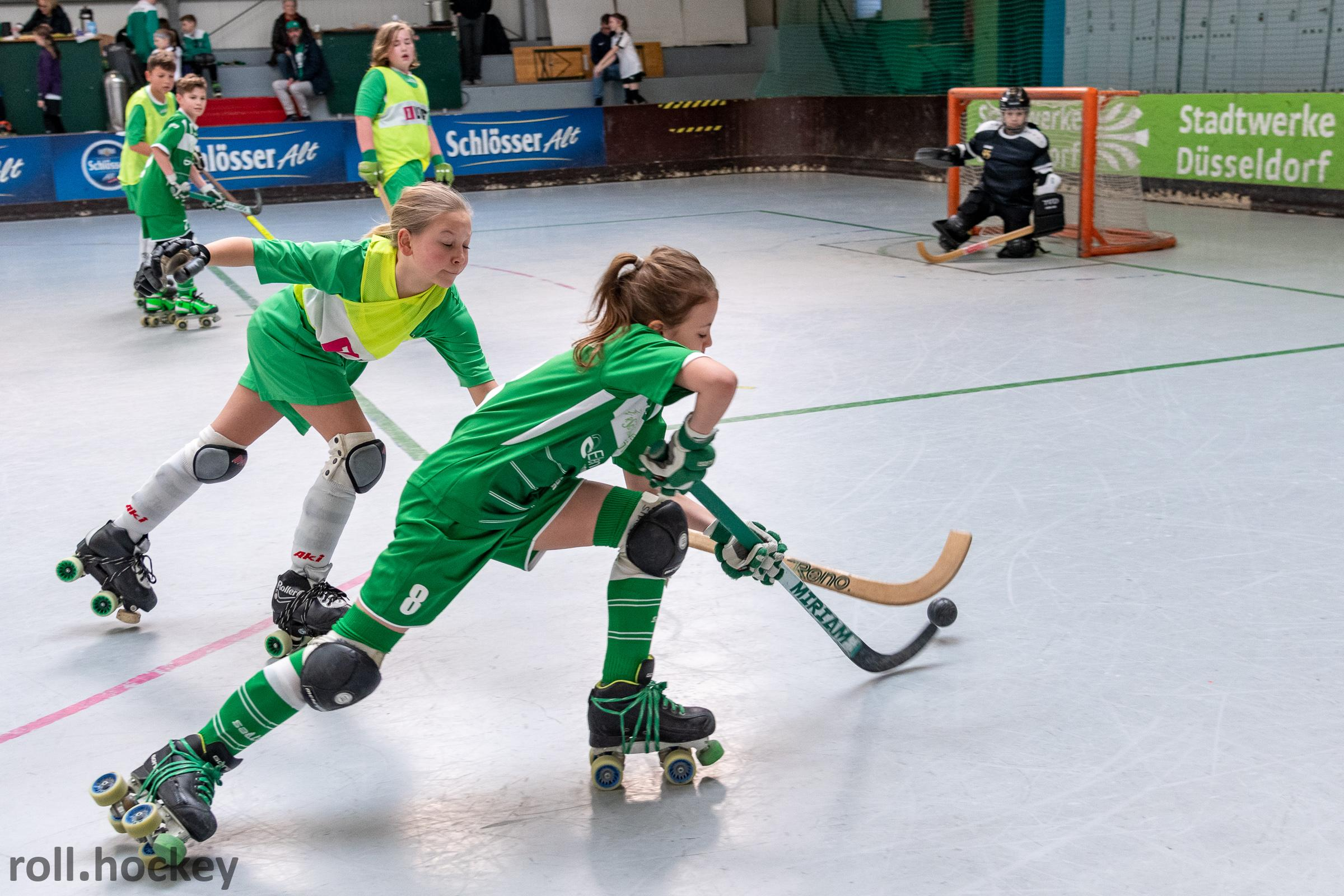 RSC Cronenberg Rollhockey Spieltag U13 17.03.2019