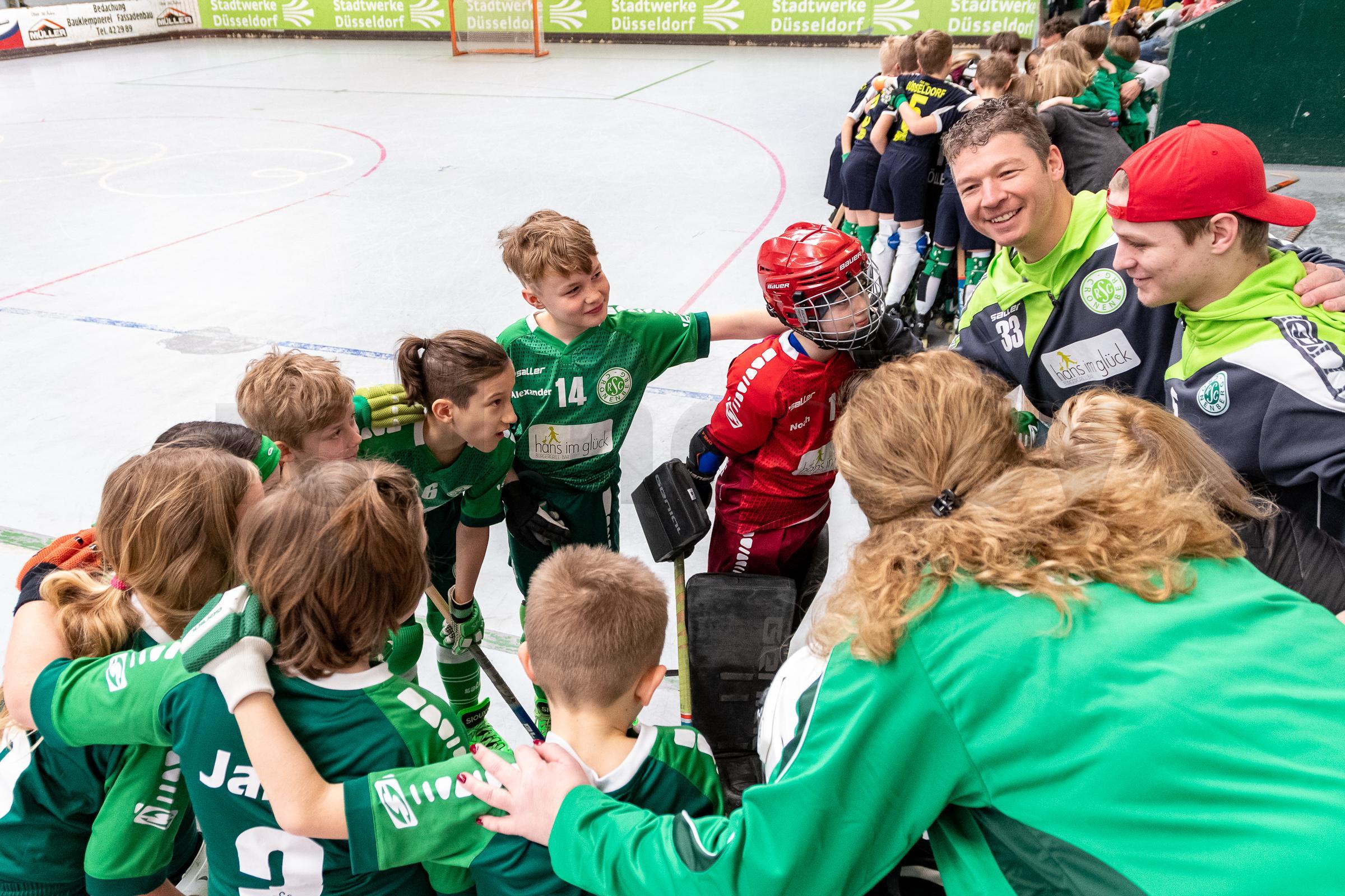 RSC Cronenberg Rollhockey Spieltag U11 23.03.2019