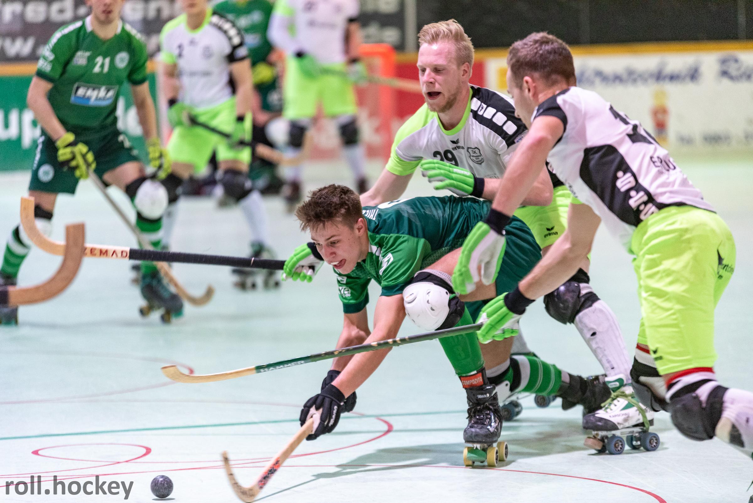 RSC Cronenberg Rollhockey DRIV-Pokal Viertelfinale Herren 14.03.2019