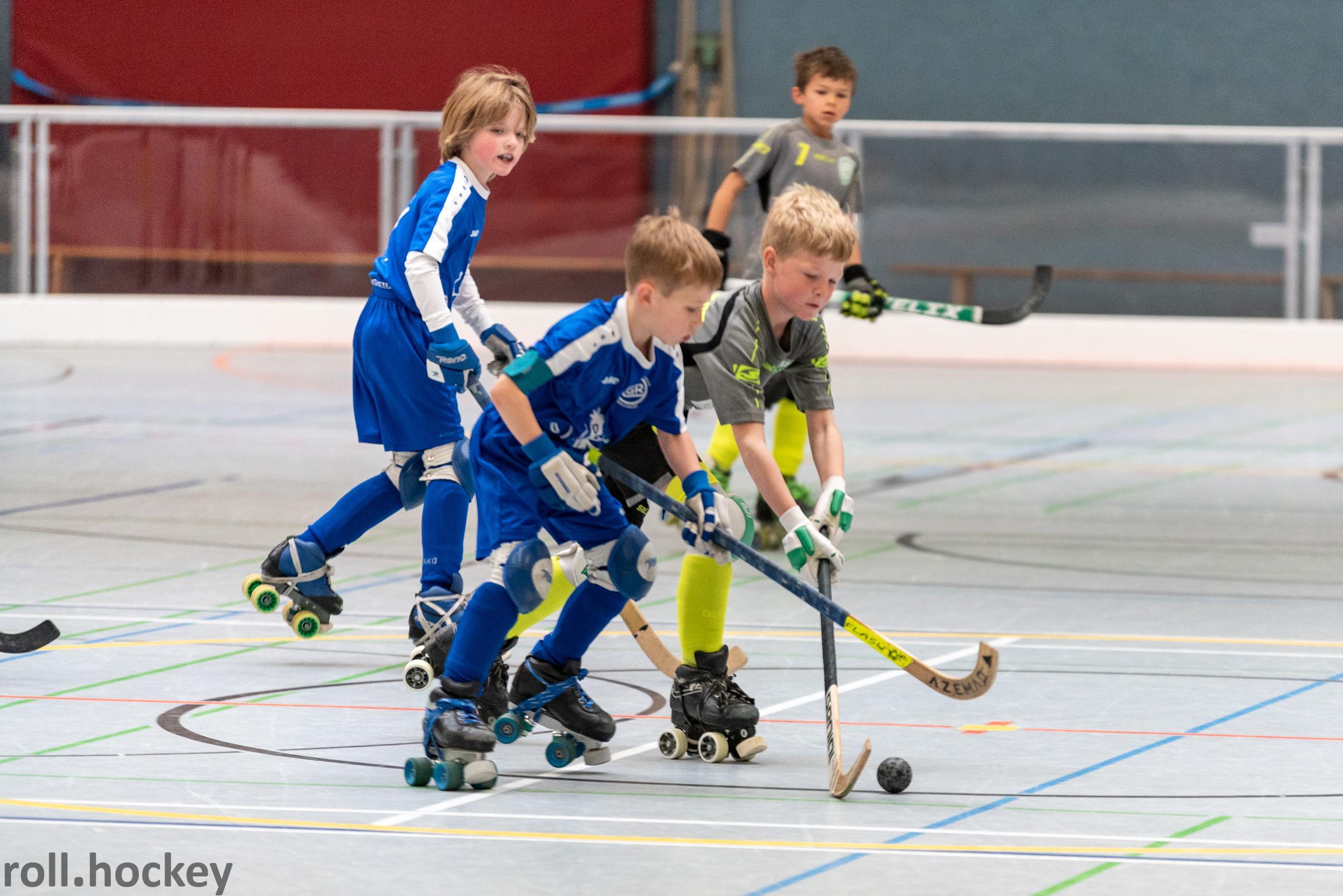 RSC Cronenberg Rollhockey Spieltag U9 01.05.2019