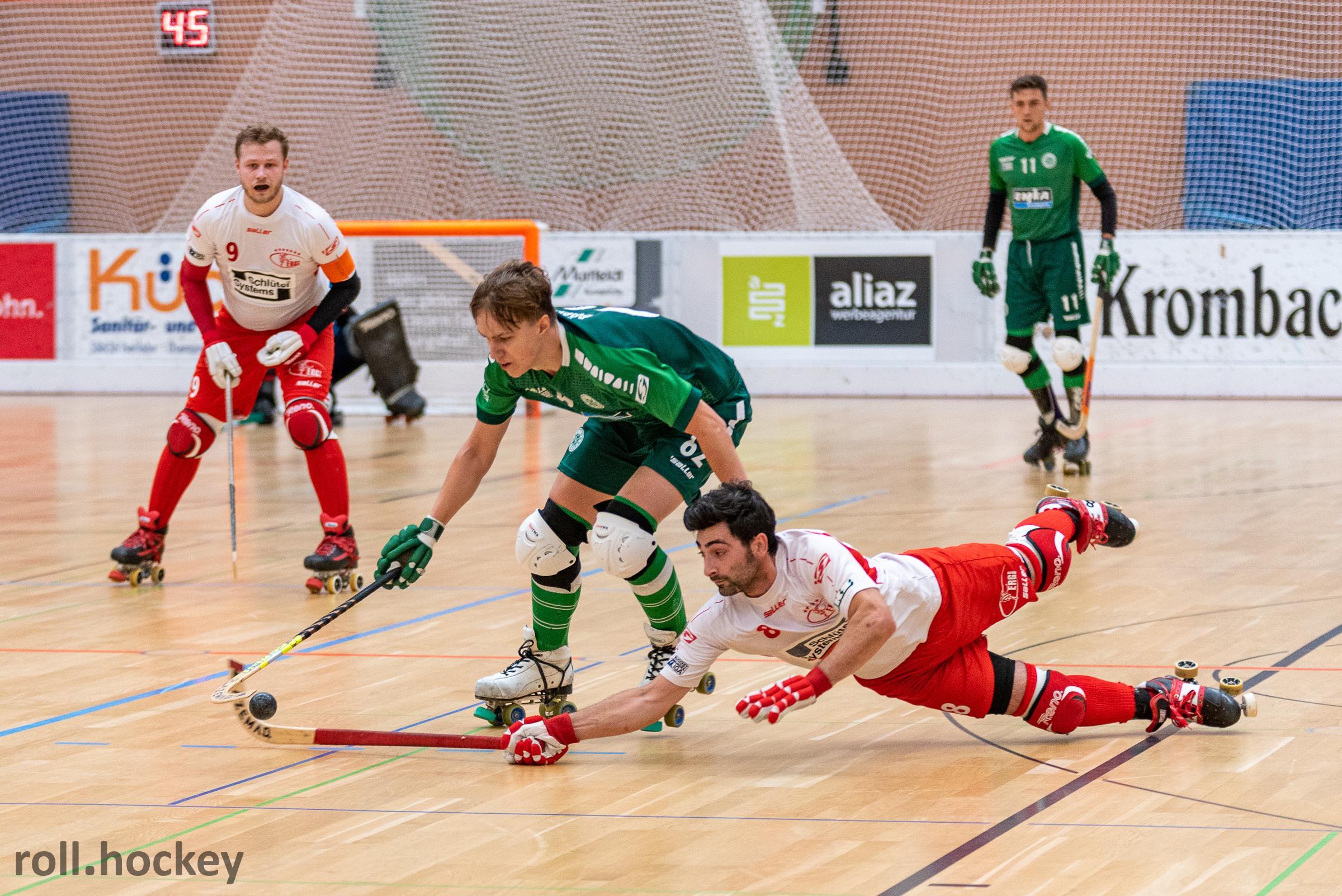 RSC Cronenberg Rollhockey Bundesliga Herren Spieltag 28.09.2019