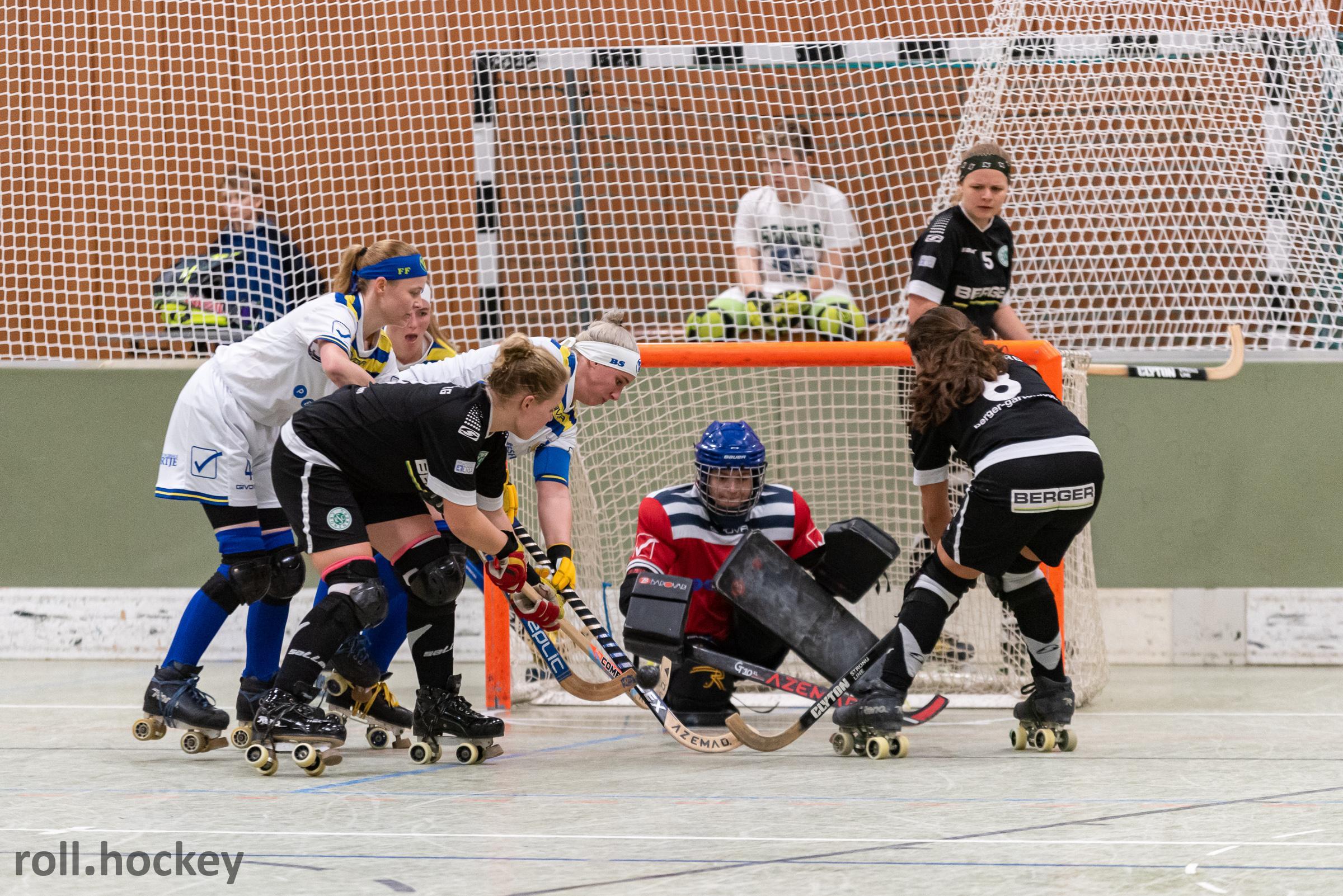 RSC Cronenberg Rollhockey Bundesliga Damen Spieltag 02.11.2019