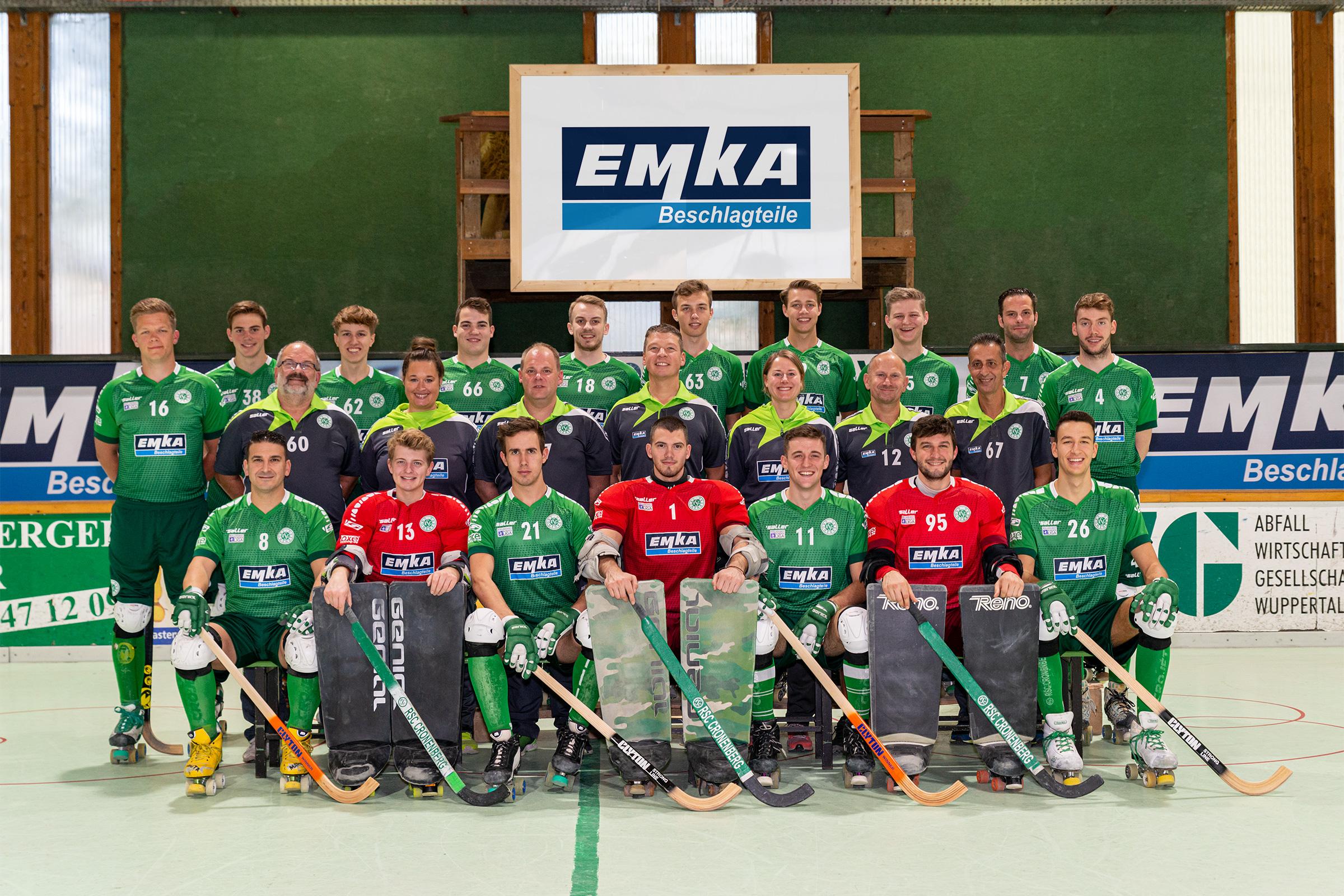 RSC Cronenberg 1. Herrenmannschaft Saison 2019/2020