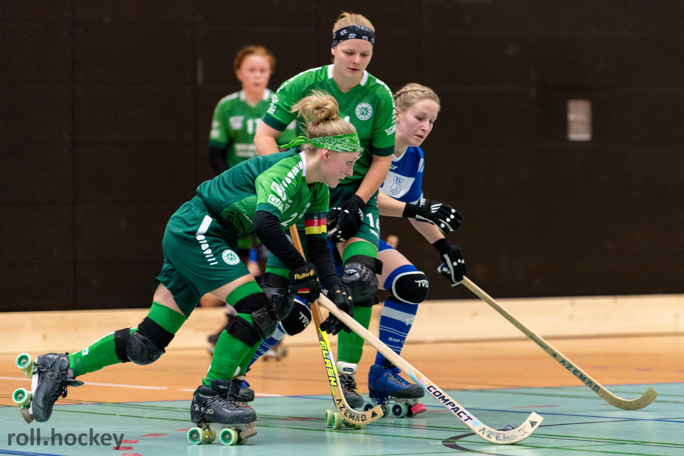 RSC Cronenberg DRIV-Pokal Viertelfinale Damen 30.11.2019