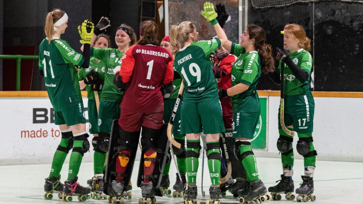 RSC Cronenberg Rollhockey Bundesliga Damen Spieltag 11.01.2020