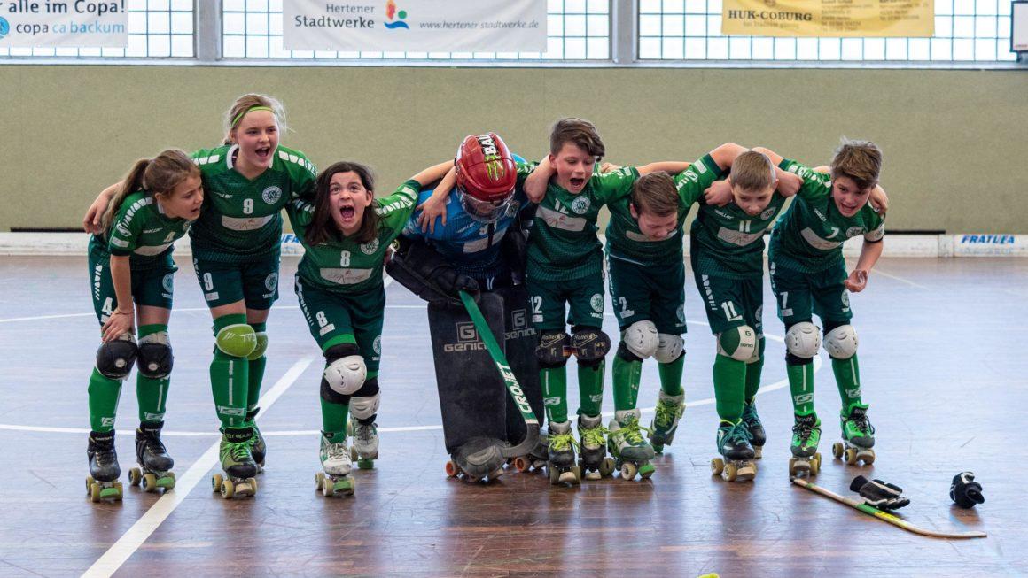 RSC Cronenberg Rollhockey Spieltag U13 26.01.2020