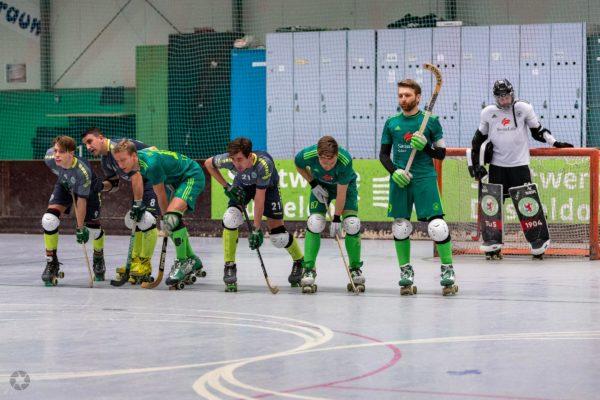 RSC Cronenberg Rollhockey Bundesliga Herren Spieltag 18.01.2020