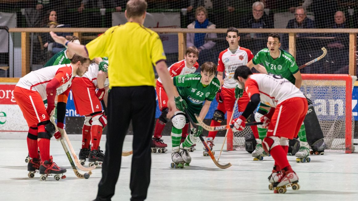 RSC Cronenberg Rollhockey Bundesliga Herren Spieltag 25.01.2020