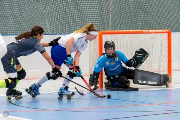 RSC Cronenberg Rollhockey Bundesliga Damen Spieltag 15.02.2020