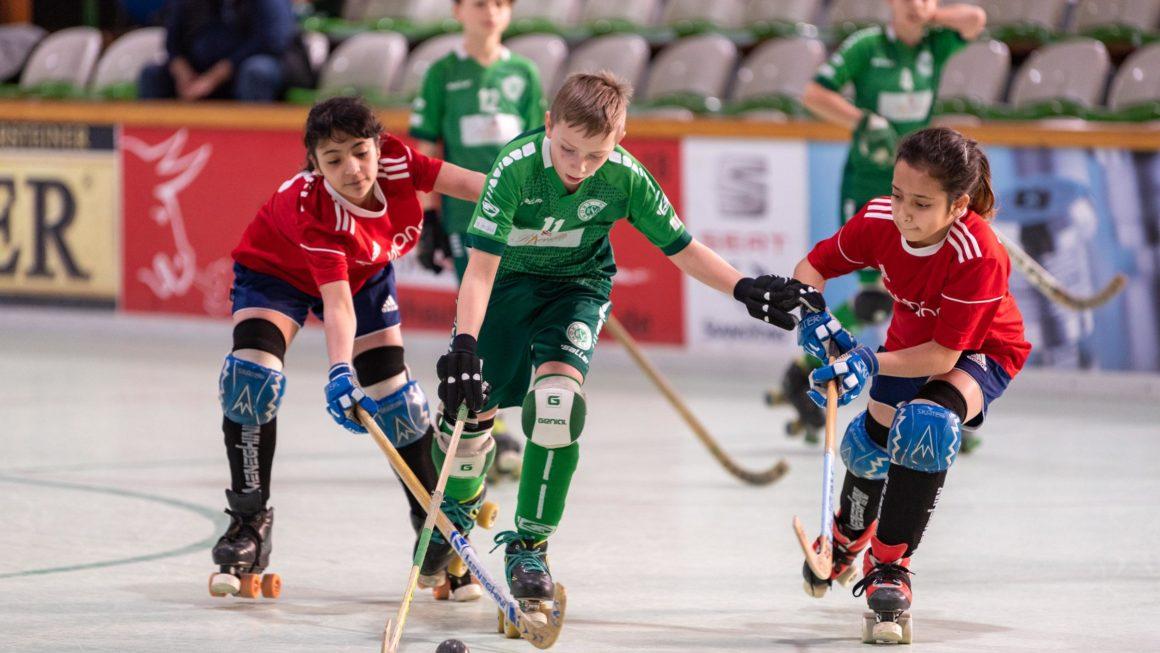 RSC Cronenberg Rollhockey Spieltag U13 09.02.2020