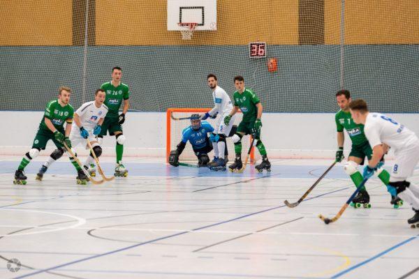 RSC Cronenberg Rollhockey Bundesliga Herren Spieltag 15.02.2020
