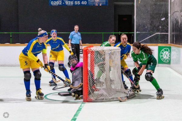 RSC Cronenberg Rollhockey Bundesliga Damen Spieltag 29.02.2020