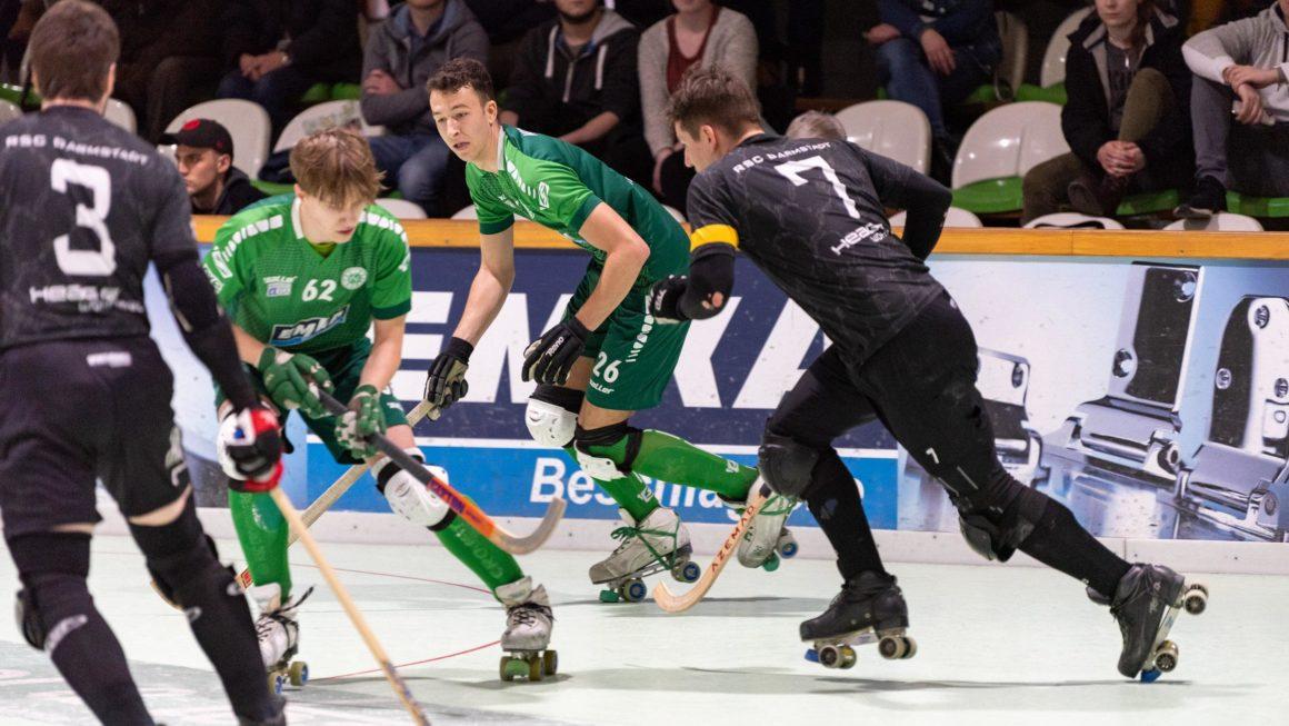 RSC Cronenberg Rollhockey Bundesliga Herren Spieltag 29.02.2020