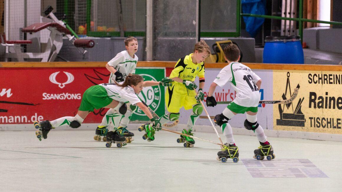RSC Cronenberg Rollhockey Spieltag U13 08.03.2020