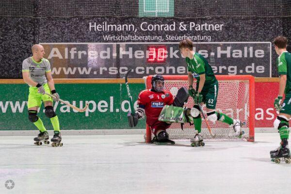 RSC Cronenberg Rollhockey Bundesliga Herren Spieltag 08.03.2020