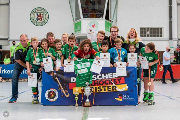 RSC Cronenberg Rollhockey Deutsche Meisterschaft U11 2020