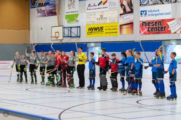 RSC Cronenberg Rollhockey Deutsche Meisterschaft U15 2020