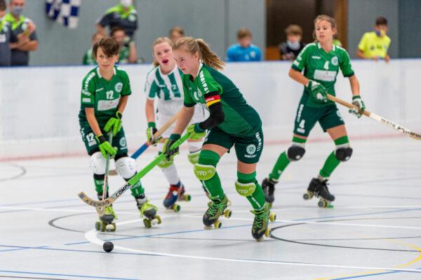RSC Cronenberg Rollhockey Deutsche Meisterschaft U13 2020