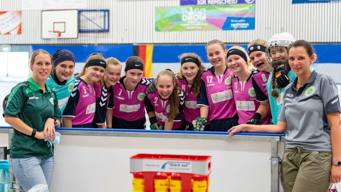 RSC Cronenberg Rollhockey Deutsche Meisterschaft U17-Mädchen 2020