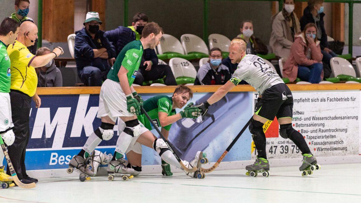 RSC Cronenberg Rollhockey Bundesliga Herren Spieltag 26.09.2020