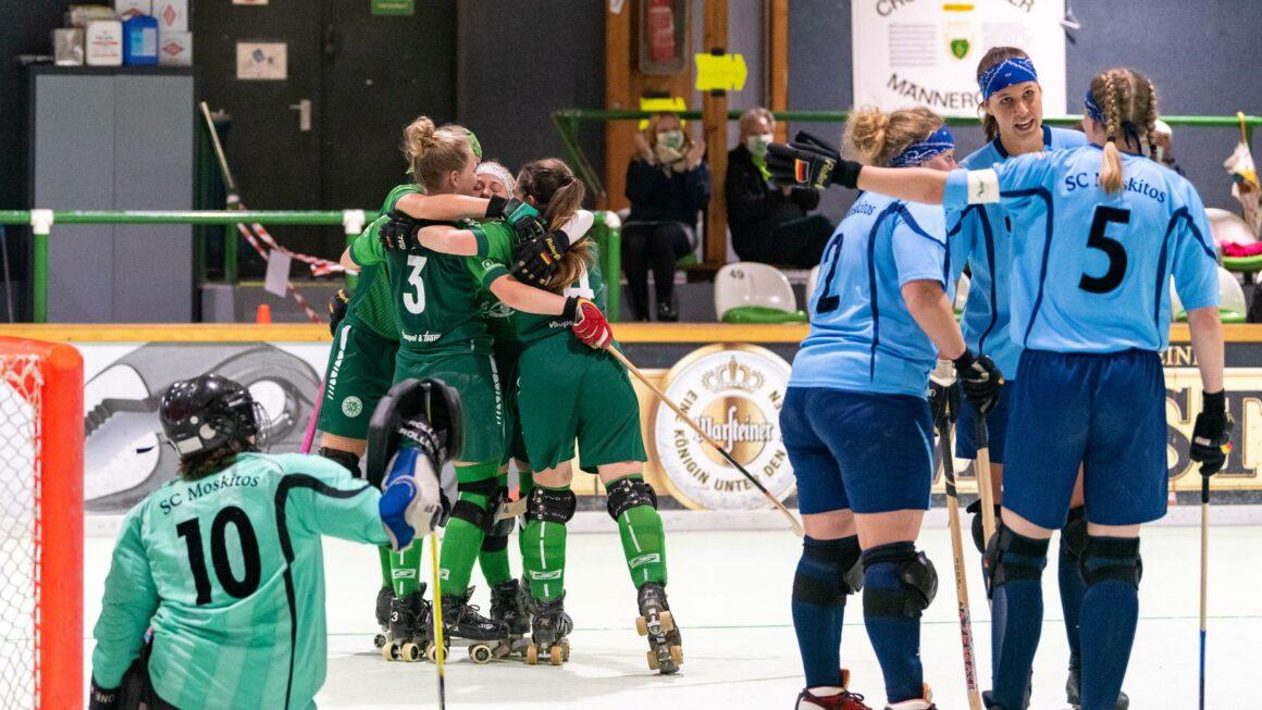 RSC Cronenberg Rollhockey Bundesliga Damen Spieltag 26.09.2020