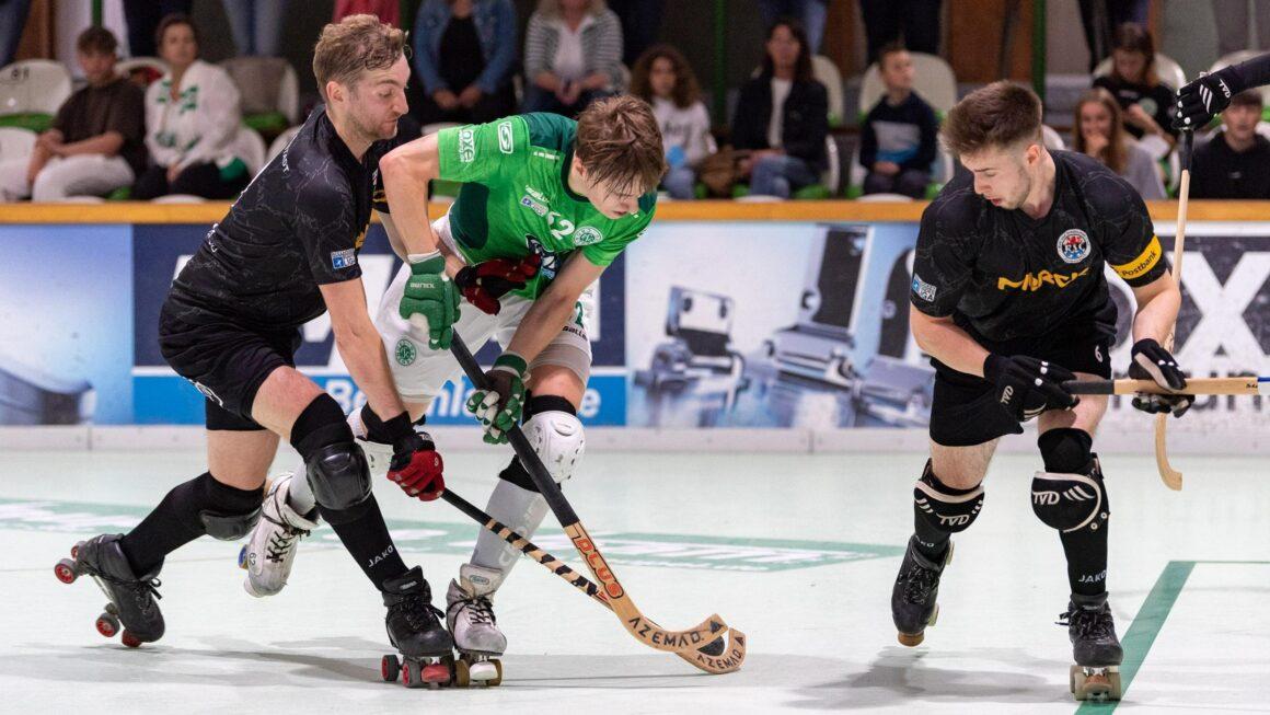 RSC Cronenberg Rollhockey Bundesliga Herren Spieltag 18.09.2021