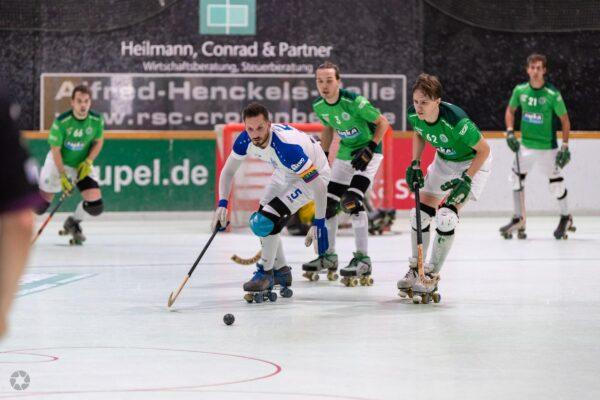 RSC Cronenberg Rollhockey Bundesliga Herren Spieltag 25.09.2021