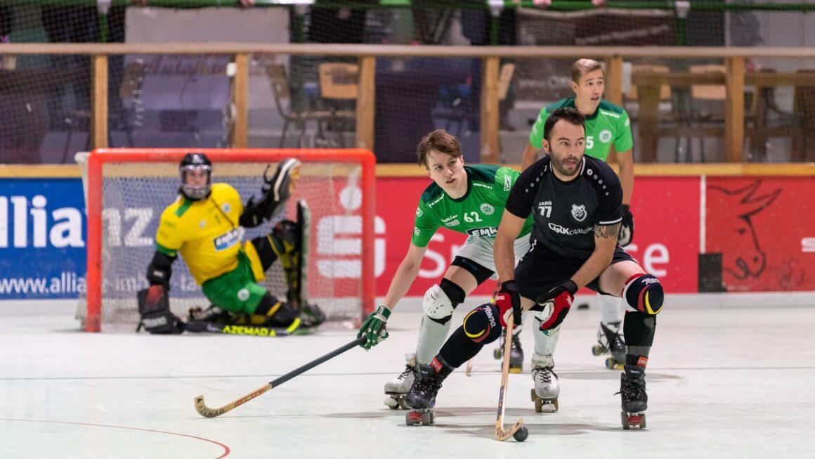 RSC Cronenberg Rollhockey Bundesliga Herren Spieltag 23.10.2021